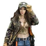 【DAM】DCG004 COMBAT GIRL Series PISCES LUCY コンバットガール ルーシー 女性兵士 1/6スケールフィギュア