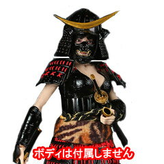 【FireGirlToys】FG-KSJ002 Warring States of Japanese women Warrior suit 戦国 姫 女武士 徳姫 1/6スケール 女性ヘッド&コスチュームセット