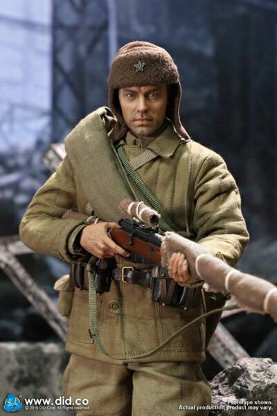 DID 1//6 WWII Soviet sniper Vasily 2.0 belt Model R80139B