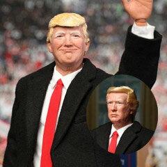 "【DID】AP003 45th President of the United State ""Donald Trump"" 2020 ドナルド・トランプ アメリカ合衆国第45代大統領 2020 1/6スケールフィギュア"