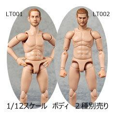 コレクション, フィギュア crazyfigureLT001 LT002 112 The head carves the multi joint movable male body 112