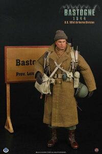 1/6フィギュア アメリカ軍 第101空挺師団バストーニュ1944【Soldier Story】1/6 WW.II : BASTOG...