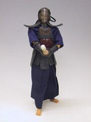 12インチサイズの剣道フィギュア【CASTLE COMPANY】1/6スケール 剣道 男性フィギュア