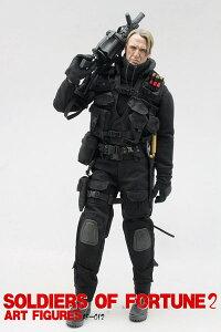 アートフィギュア 傭兵 1/6フィギュア【ARTFIGURES】AF-012 Soldiers Of Fortune 2 1/6フィギュア