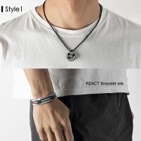 BANDELREACTNecklace【正規品】バンデルリアクトネックレス・メンズレディースユニセックスファッションアクセサリー