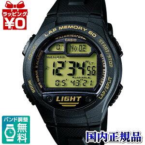 W-734J-9AJF【CASIO】カシオSPORTSGEAR国内正規品送料無料10気圧防水10年電池ラップタイム60本