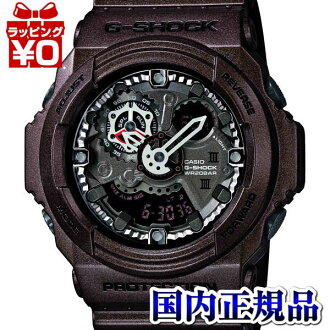 GA-300A-5AJF Casio g-shock Japan genuine 20 air pressure waterproof antimagnetic Watch (JIS class 1) high-intensity LED light watch watch WATCH G shock mens Christmas gifts fs3gm