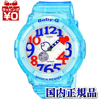 BGA-131-2BJF ★ 10 pressure waterproof three-dimensional characters Edition ネオンイルミネーター women's baby-g watch watch WATCH sales type Christmas gifts fs3gm