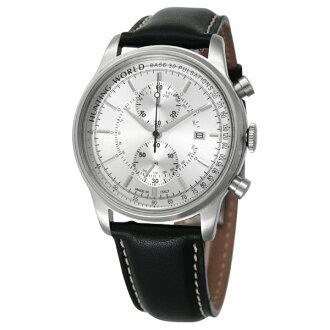 HW015SIBK men's HUNTING WORLD hunting world Mio Parsa quartz watches WATCH sale type