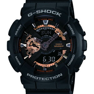 GA-110RG-1AJF【CASIO】カシオG-SHOCK国内正規品送料無料20気圧防水1/1000秒ストップウォッチ耐磁時計(JIS1種)ウォッチ腕時計WATCHGショックメンズ