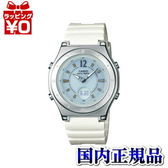 LWA-M141-7AJF Casio WAVE CEPTOR ladies watch for daily use waterproof tough solar domestic genuine watch WATCH manufacturers with guaranteed sales type Christmas gifts fs3gm