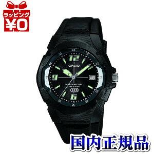MW-600F-1AJF【CASIO】カシオスタンダードメンズ腕時計10気圧防水樹脂ガラス国内正規品ウォッチWATCHメーカー保証付き販売種類