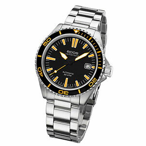 All over the world / 3413 BKORM automatic winding EPOS interesting men's watches genuine watch WATCH manufacturers warranty sales type 10P28Sep16