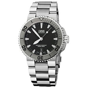 73376534153M aquis date ORIS Oris mens watch watch domestic genuine watch WATCH manufacturers with guaranteed sales type Christmas gifts fs3gm