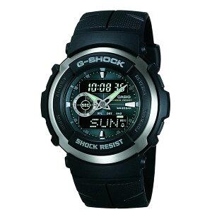 G-300-3AJF【CASIO】カシオG-SHOCKGショックメンズ腕時計耐衝撃構造20気圧防水国内正規品ウォッチWATCHメーカー保証付き販売種類