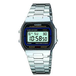 A164WA-1【CASIO】カシオスタンダードメンズ腕時計日常生活用防水樹脂ガラス国内正規品ウォッチWATCHメーカー保証付き販売種類