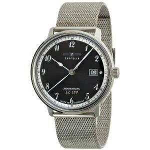 【7046M-2】ZEPPELINツェッペリンHindenburgヒンデングルクメンズ腕時計国内正規品ウォッチWATCH送料無料