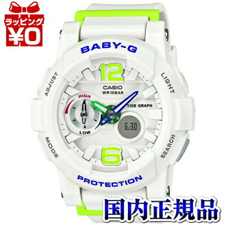 BGA-180-7B2JF Casio /Baby-G/ baby G thermometer function Lady's watch