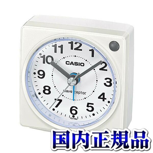 置き時計・掛け時計, 置き時計 TQ-750J-7JF CLOCK