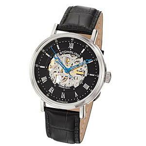 78172SS-BK/STUHRLINGORIGINALストゥーリングオリジナルメンズ腕時計ウォッチWATCH
