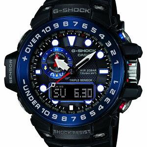 GWN-1000B-1BJFカシオ/G-SHOCK/Gショック電波ソーラーメンズ腕時計【ウォッチWATCH】