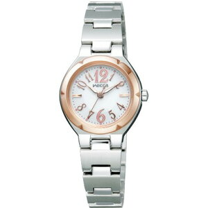 NA15-1723ECITIZEN/wicca/ソーラーテック/GIRLISHレディース腕時計