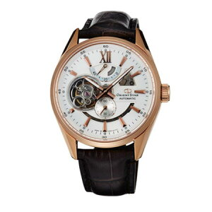 WZ0211DKオリエントORIENTSTARMODERNSKELETON1型4Refメンズ腕時計