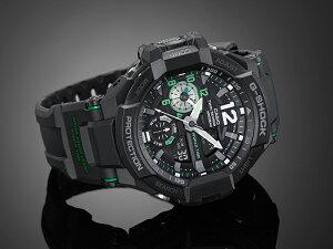 GA-1100-1A3JF【CASIO】カシオ/G-SHOCK/GショックSKYCOCKPITスカイコックピット方位・温度計測機能メンズ腕時計国際保証書付