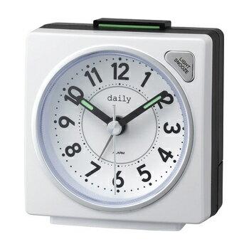 置き時計・掛け時計, 置き時計 8REA27DN03 daily RA27
