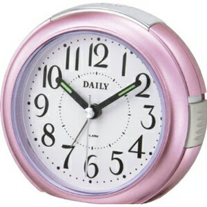 8REA21DN13 リズム時計工業 DAILY プレゼント