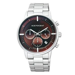 BR1-811-91CITIZENシチズンINDEPENDENTインディペンデントメンズ腕時計