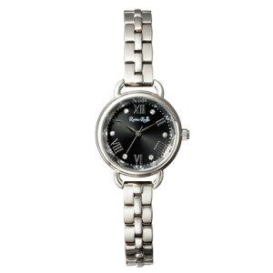 R019SOLSBKRubinRosaルビンローザソーラーウォッチレディース腕時計