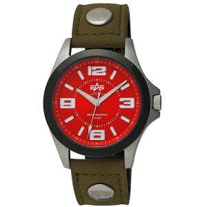 AL-504M-04ALPHAINDUSTRIESアルファインダストリーメンズ腕時計