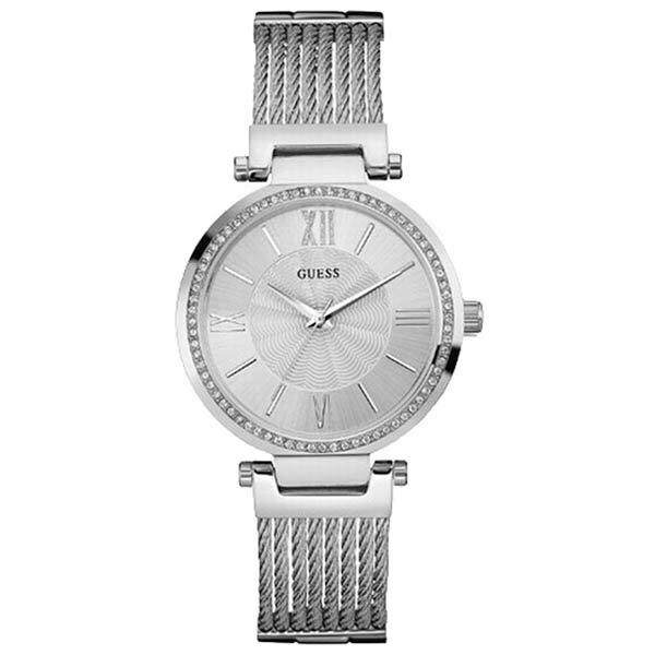 腕時計, レディース腕時計 W0638L1 GUESS SOHO