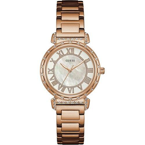 腕時計, レディース腕時計 W0831L2 GUESS SOUTH HAMPTON Ladies Dress