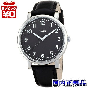 T2N339TIMEXタイメックス国内正規品モダンイージーリーダーBLKメンズ腕時計