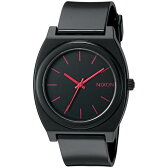A119-480 NIXON ニクソン TIME TELLER ニクソン タイムテラー アナログ クォーツ ブラック メンズ 腕時計 高校生 学生 就活