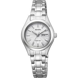 KM2-012-91CITIZENシチズンREGUNOレグノソーラーテックレディース腕時計