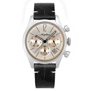 866PKBKARCAFUTURAアルカフトゥーラクォーツ日付、曜日、デュアルタイム表示メンズ腕時計