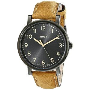 T2N677TIMEXタイメックス国内正規品モダンイージーリーダータン42mmメンズ腕時計