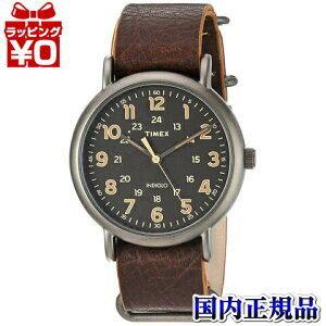 TW2P85800TIMEXタイメックスウィークエンダー40ブラックガンユニセックス男女兼用腕時計国内正規品送料無料