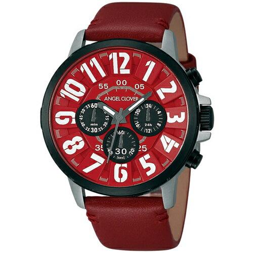 腕時計, メンズ腕時計 10OFFBU44BRE-RE Angel Clover