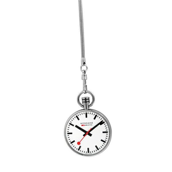 timeless design 4a171 5edf6 A660.30316.11SBB MONDAINE モンディーン スイス 鉄道時計 ...