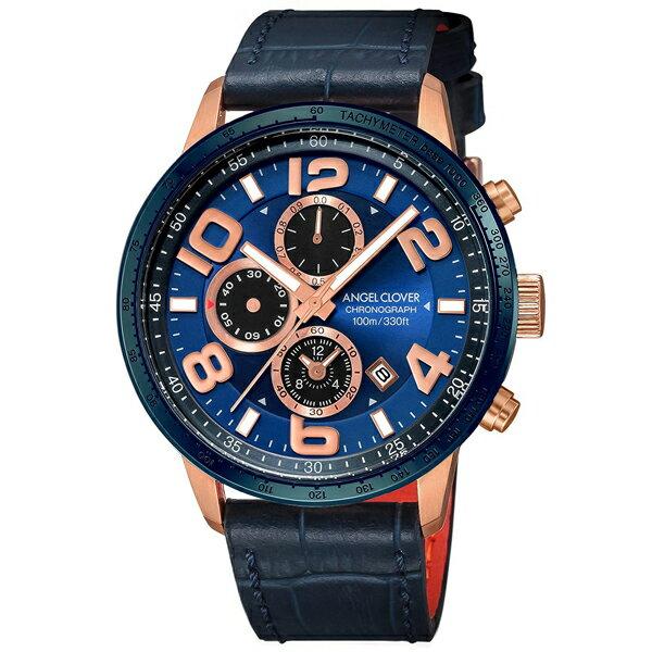腕時計, メンズ腕時計 24121200OFF5LU44PNV-NV Angel Clover LUCE