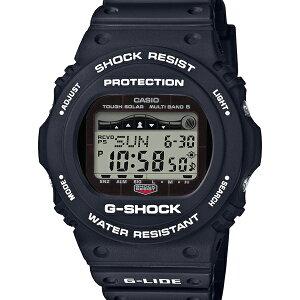 GWX-5700CS-1JF カシオ Gショック ジーショック ジーライド CASIO G-SHOCK G-LIDE タイドグラフ 電波 ソーラー メンズ 腕時計 国内正規品 送料無料 父の日 ギフト