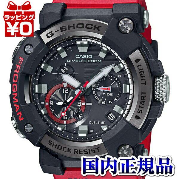 腕時計, メンズ腕時計 GWF-A1000-1A4JF G-SHOCK gshock G CASIO FROGMAN 2020