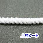 カット販売 クレモナロープ クレモナSロープ 直径40mm アスレチックロープ ターザンロープ 運動ロープ