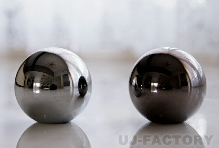 UJ-FACTORY(ユージェイファクトリー)『ヘビーウェイト丸型シフトノブ』