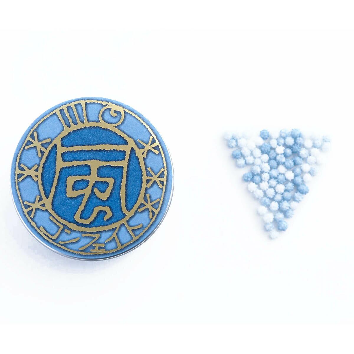 宇治園『星果庵 金平糖 塩(UCO-7)』