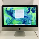 【中古】[ Apple ] iMac 12.1/ Intel Core i5 2.5GHz / 21.5インチ SUPER DRIVE / OS X 10.12 MC309J/A